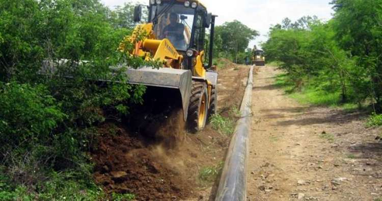 Water systems works at good pace in Cuban province