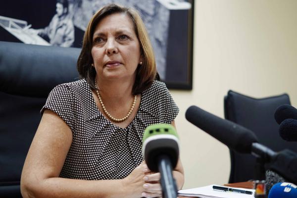 Califica Josefina Vidal de retroceso medidas de EE.UU. sobre Cuba