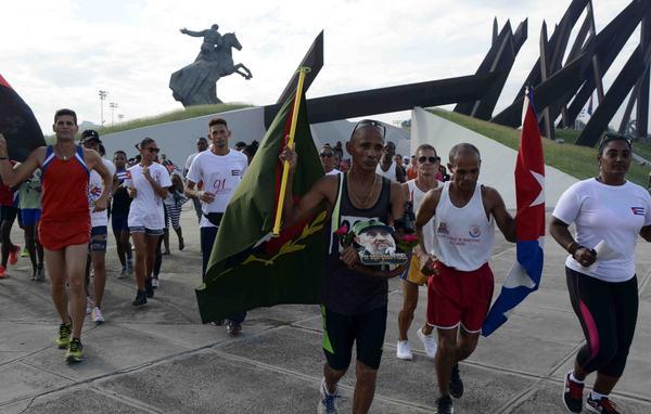 Rememoran en Santiago de Cuba última ruta de las honras fúnebres de Fidel