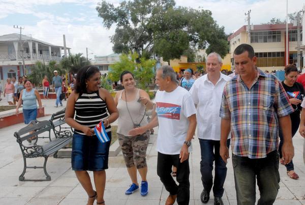Resalta López Rivera apoyo de Cuba a la causa de Puerto Rico