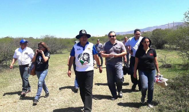 Encabezó Evo Morales caminata en homenaje al Che y su guerrilla