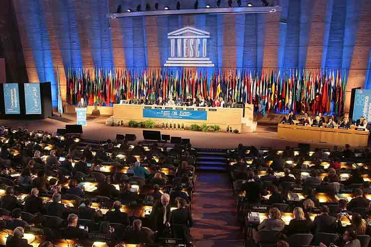 Expone Cuba resultados en trabajo con la Unesco