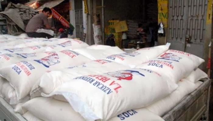 Arriba al medio siglo terminal de Azúcar a Granel de
