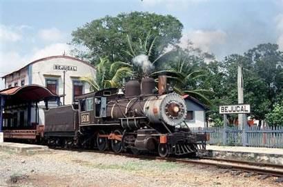 Cuba marks 180 anniversary of its first railroad