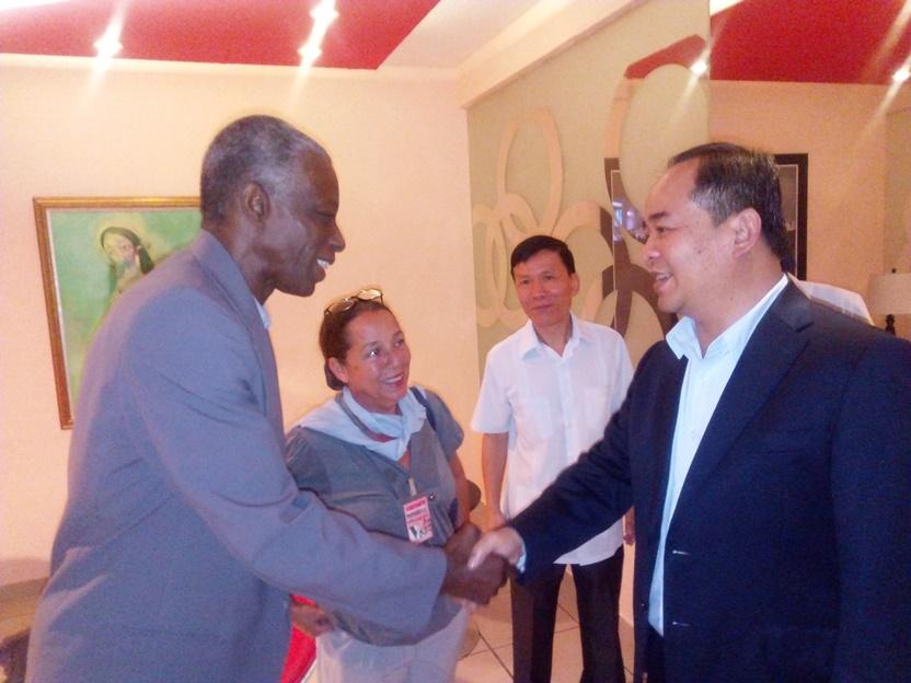 Destaca dirigente vietnamita amistad entre su país y Cuba
