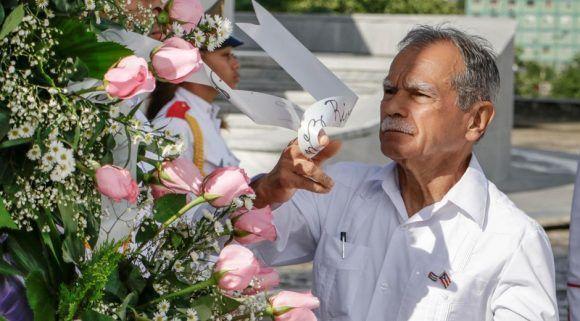 Líder boricua rendirá hoy tributo a próceres en Santiago de Cuba