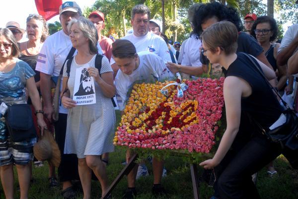 En Cuba, amigos de todo el mundo para rendir tributo al Che