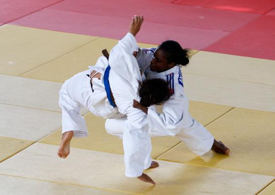Cubana Dorvigni gana medalla de oro en clasificatorio de Judo
