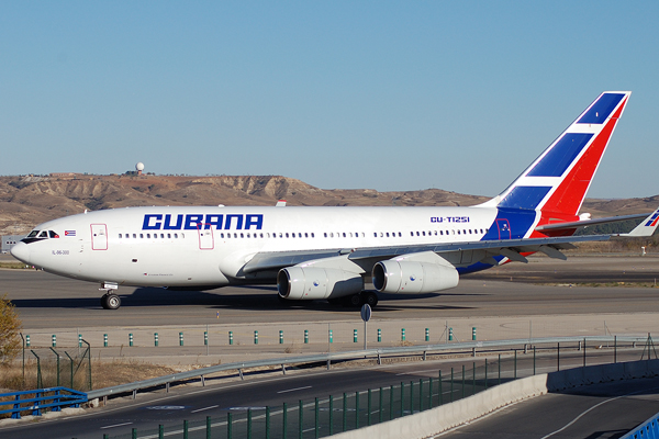 Cubana Airlines Announces Cancelation of its Flights - ACN