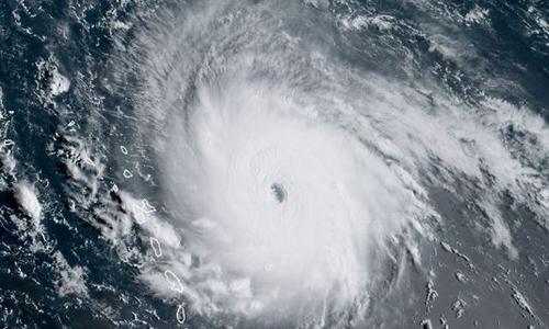 Información del Consejo de Defensa Nacional después del paso de Irma