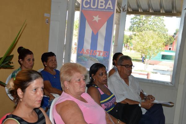 Comienzan hoy asambleas de nominación de candidatos en Cuba