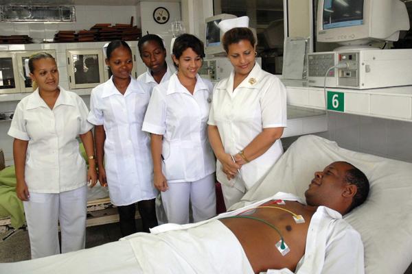 Inauguran hoy en Cuba Congreso Internacional de Enfermería