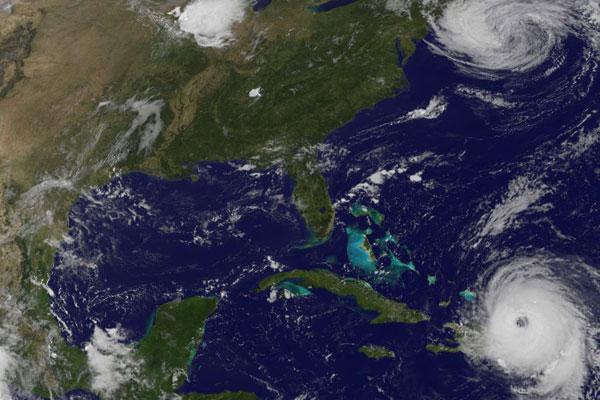 María se intensifica al nordeste de República Dominicana