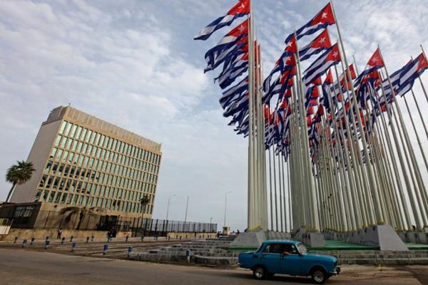 Rechazan en EE.UU. reducción de personal diplomático en La Habana
