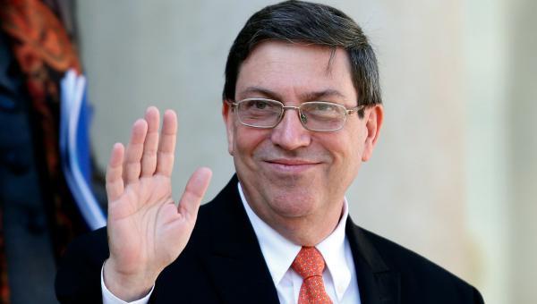En Nueva York Canciller cubano para participar en debates de Asamblea General de ONU