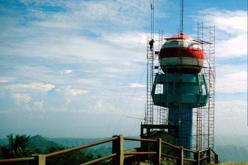 Activarán radar meteorológico de La Gran Piedra ante peligro potencial de Irma