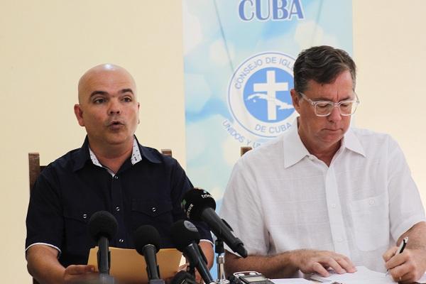 Emiten declaración conjunta Consejos de Iglesias de Cuba y EE.UU.