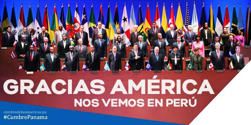 Twenty-one heads of state will participate in the Summit of the Americas