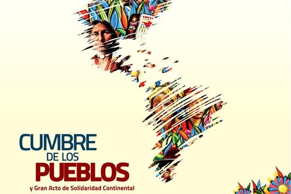 Dès aujourd'hui Lima est la capitale des peuples d'Amérique latine et de la Caraïbe