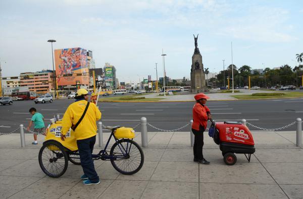 Lima, ciudad capital de la República del Perú, sede de la VIII Cumbre de las Américas. 9 de abril de 2018. ACN FOTO/Roberto SUÁREZ/Juventud Rebelde