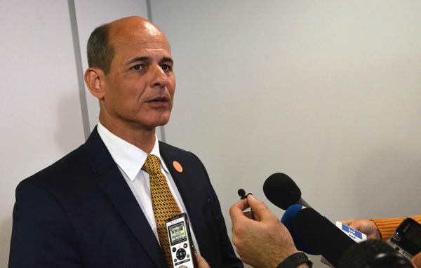 Le Vice-chancelier cubain commence une visite au Liberia