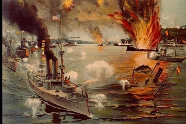 Primer bloqueo naval estadounidense a Cuba cumple 120 años