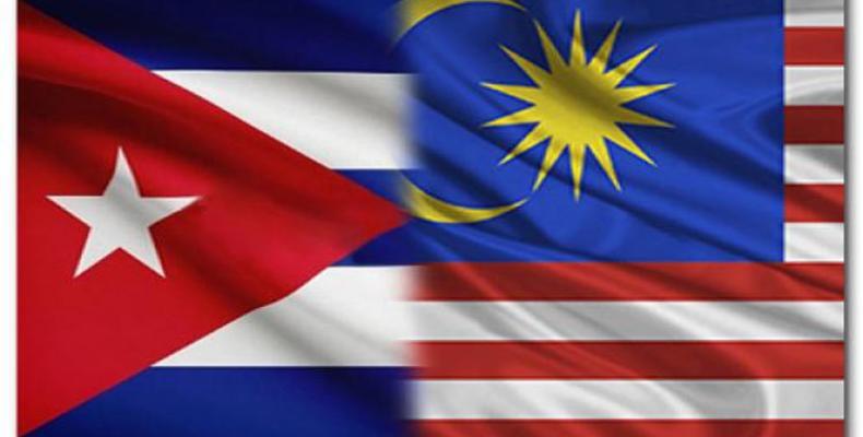 Malasia reafirma solidaridad con Cuba
