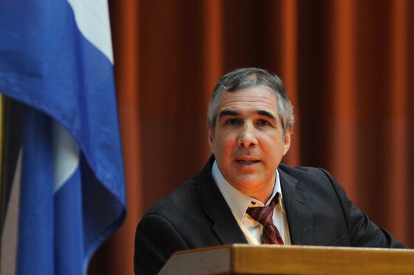 Eduardo Martínez Díaz, presidente del grupo empresarial BioCubaFarma. Photo: Omara García Mederos