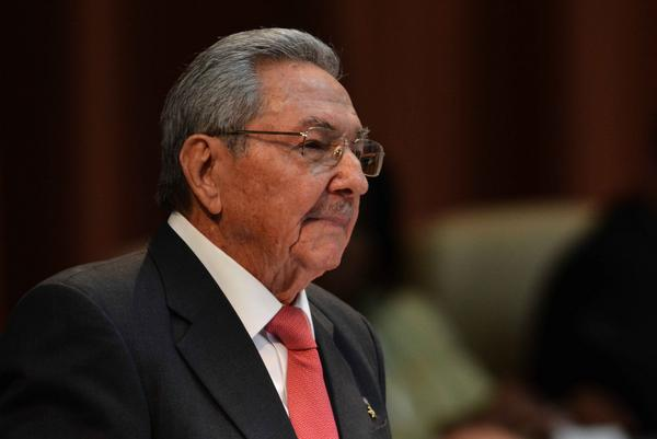 Raúl Castro says he trust new President will succeed