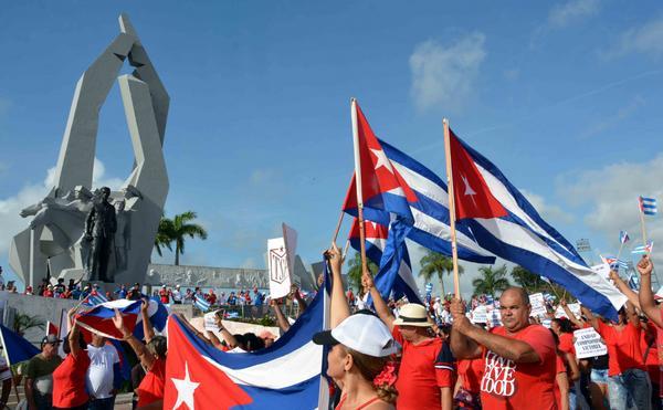 Más de 200 mil camagüeyanos desfilarán el  Día Internacional de los Trabajadores (+Mapa)