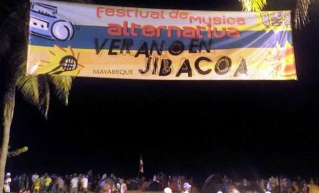 Fiesta de la música electrónica en Jibacoa