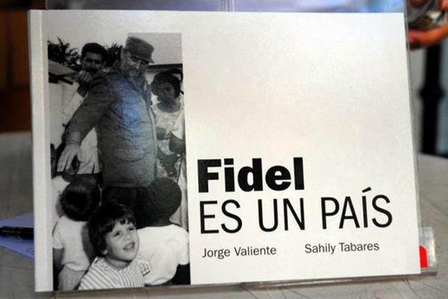 Fidel es un país, libro necesario