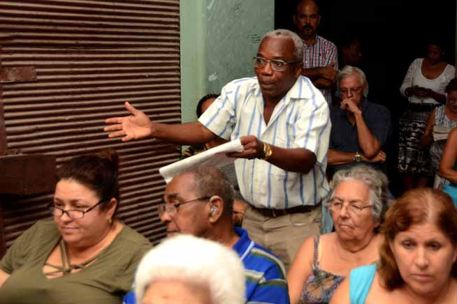 Resultado de imagen para site:www.acn.cu BARRIO DEBATE