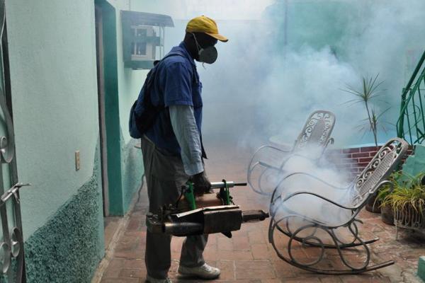 Prosigue en Camagüey programa de vigilancia y lucha antivectorial