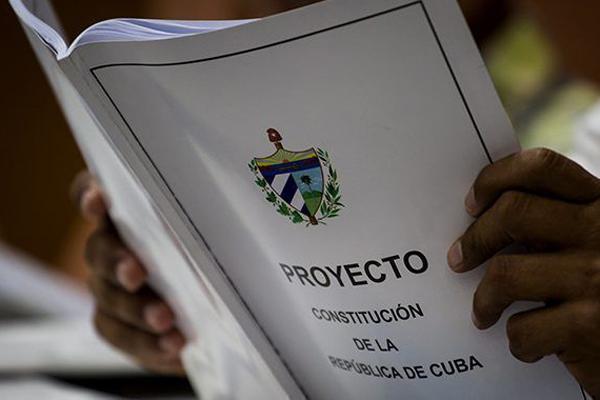 Principio socialista de distribución centra análisis del proyecto de Constitución en colectivo camagüeyano