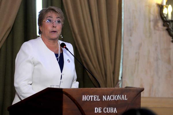 Expresa mandataria chilena en La Habana interés en afianzar lazos con Cuba