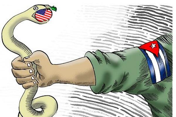 """La nueva maniobra del Gobierno de Estados Unidos de crear una Fuerza de Tarea en Internet, con el pretexto de """"promover el libre flujo de información en Cuba"""", constituye una injerencia que busca subvertir el orden interno en el país."""