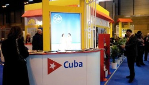 Cuba Present in the Tourism Fair in Spain