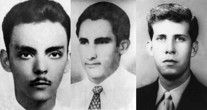 Homenaje a Josué, Floro y Salvador, asesinados hace 61 años