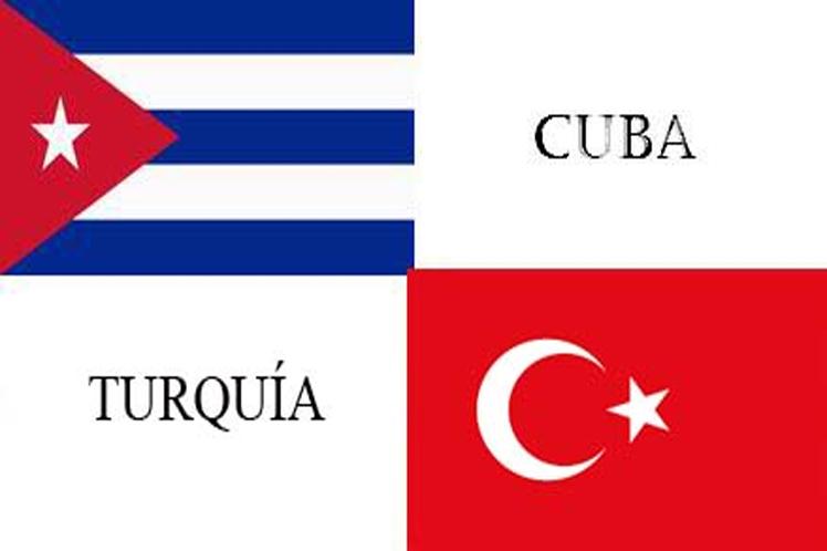 Cuba et Turquie créeront un Comité d'Affaires