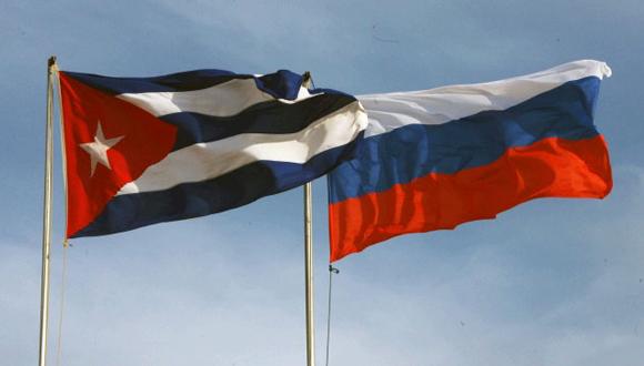 Resultado de imagen para Cuba y Rusia,banderas