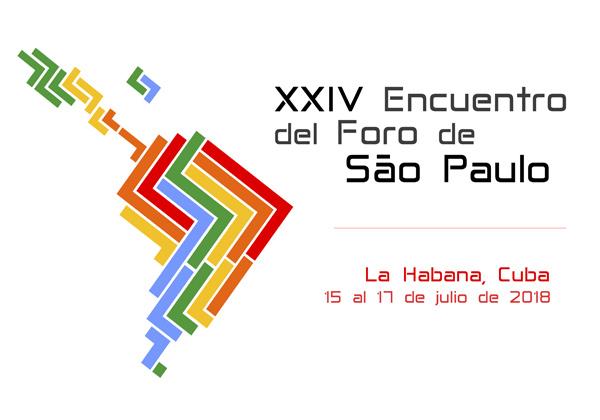 Acogerá La Habana encuentro anual del Foro de Sao Paulo