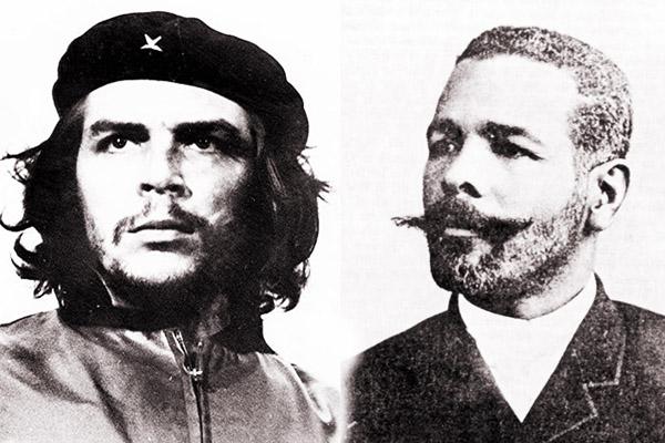 Homenaje al Che y a Maceo en Villa Clara