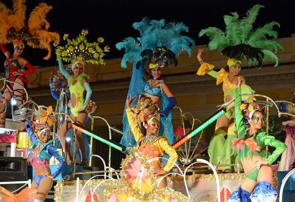 From tomorrow, carnival parades in Camagüey