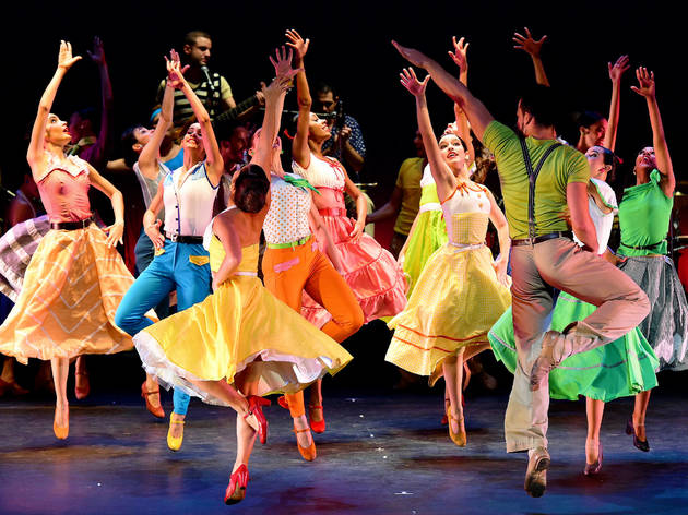 Lizt Alfonso Dance Cuba participará en importante certamen estadounidense