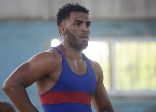 Cuban wrestler Gregorich to finals in U23 Worlds