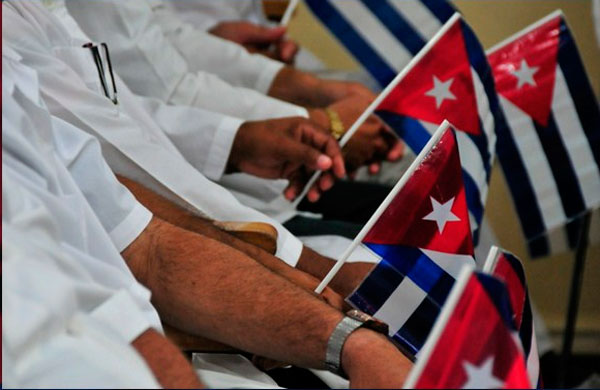 Cuba will withdraw Medical Brigade from Brazil