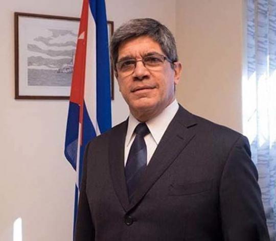 Déclaration de Carlos Fernández de Cossio