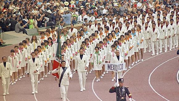 Rendiran Homenaje Hoy En Cuba A Juegos Olimpicos De Mexico 1968