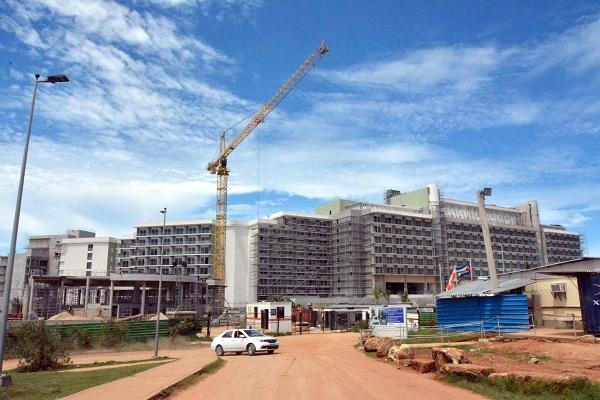 Le nouvel hôtel International serait prêt en décembre